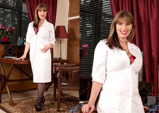 Josephine James - Milf Doctor - MILF Nude Pics
