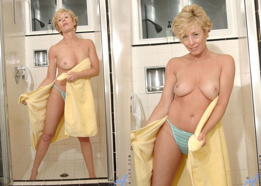 Chanel - Bathroom - Anilos - MILF HD Gallery
