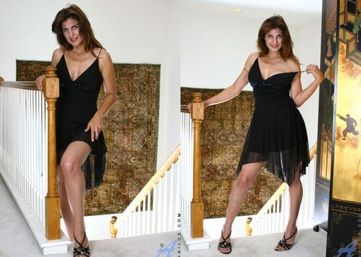 Monique - Horny Milf - Anilos - MILF Nude Pics