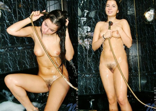 Danica washing her hair - Nubiles - Teen Hot Gallery