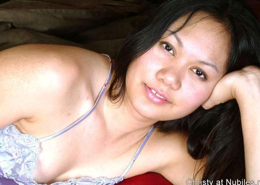 Christy - Nubiles - Teen Solo - Teen Nude Pics