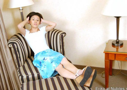Eriko - Nubiles - Teen Solo - Teen Image Gallery
