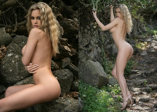 Covert - Zdenka Podkapova - Solo Nude Pics
