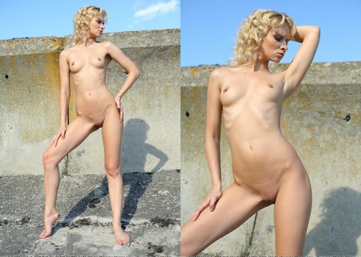 Body Tension - Odele - Femjoy - Solo Nude Gallery