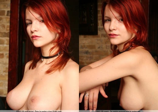 Nude Pub Lunch - Myla - Solo Hot Gallery