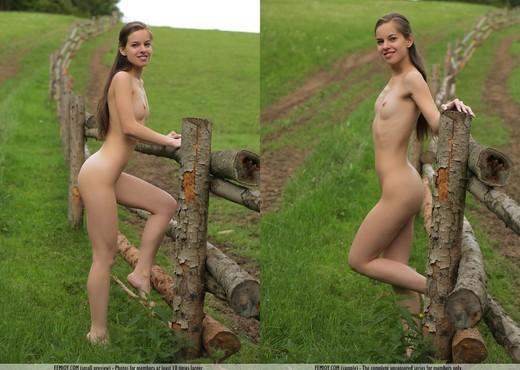 Irish Impressions - Misa - Solo Nude Gallery