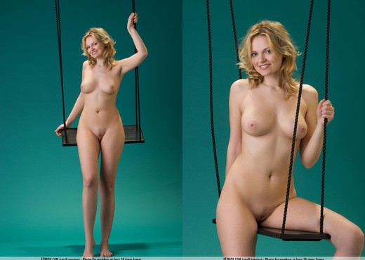 Swing - Michaela - Femjoy - Solo Picture Gallery