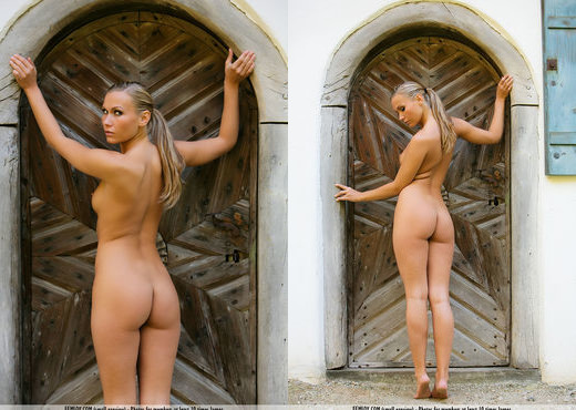 Backdoor - Miette - Femjoy - Solo Porn Gallery