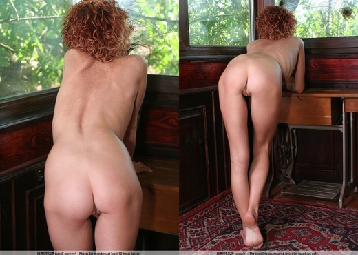 Debut - Nancy - Femjoy - Solo Hot Gallery
