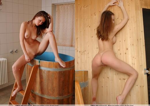 Pool Attendant - Marliece - Solo Nude Gallery