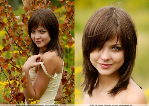 The Most Beautiful Flower - Amelie - Solo HD Gallery