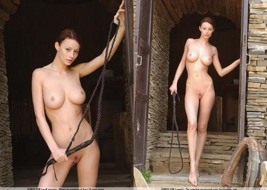 Rancho - Abby - Femjoy - Solo Porn Gallery