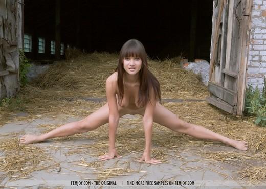 Dairy Farm - Ksusha - Femjoy - Solo Hot Gallery