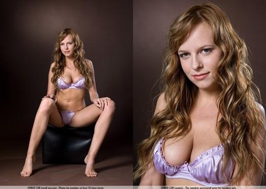 Glamour - Beatrix - Femjoy - Solo Sexy Photo Gallery