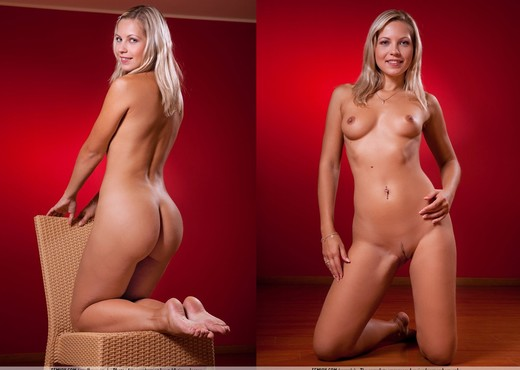 Anything She Does - Jenni - Solo Nude Gallery