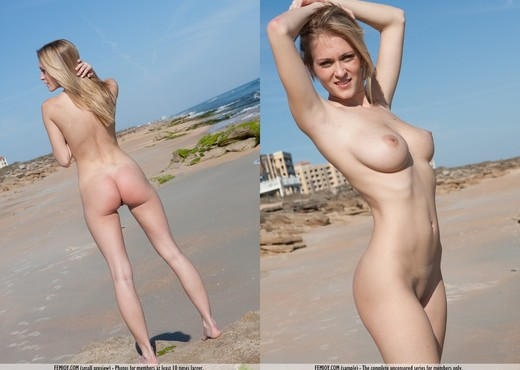 Stranger On The Beach - Jaclyn - Solo Image Gallery
