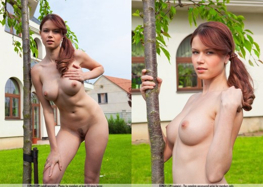 The Naked Truth - Calie - Solo Sexy Gallery
