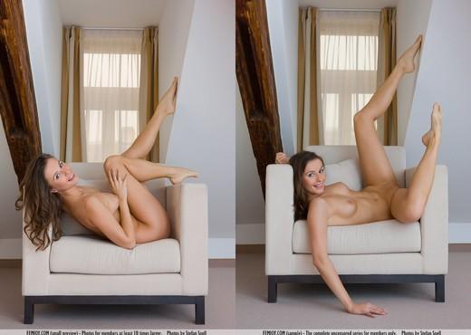 Just Me - Loretta - Femjoy - Solo Porn Gallery