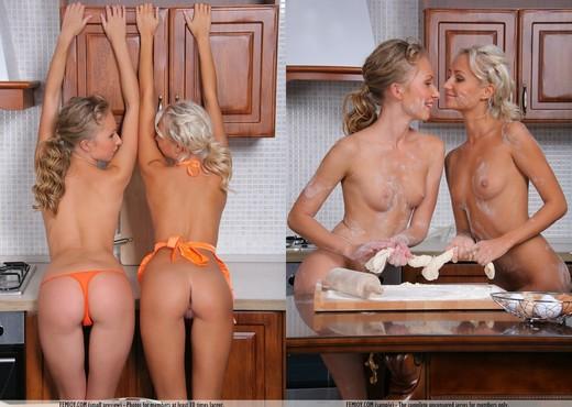 Girls Like Cakes - Anju - Lesbian HD Gallery