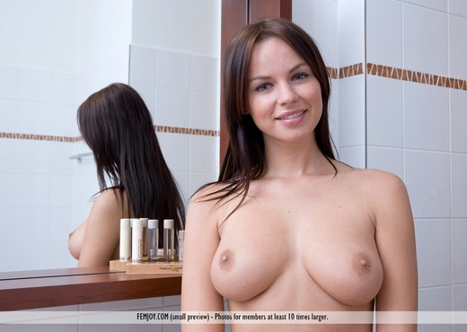 By Myself - Nina L. - Femjoy - Solo Image Gallery