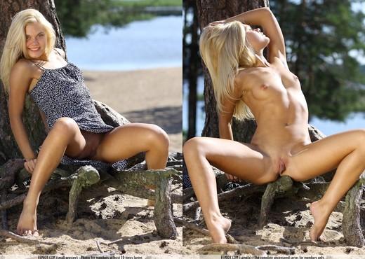 Bienvenue - Becca - Femjoy - Solo Nude Gallery