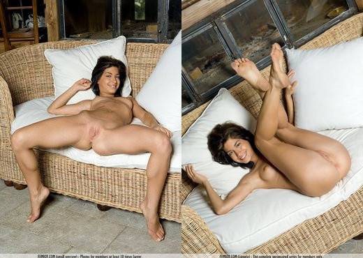 So Emotional - Laila - Femjoy - Solo Sexy Photo Gallery