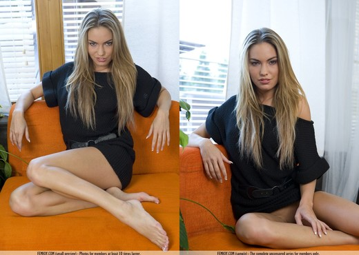 Burning From The Inside - Beatrice - Solo Porn Gallery