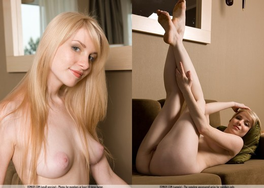 With Or Without You - Rosalia - Solo Nude Pics