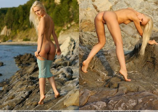 Searching For The Sunset - Vika - Solo Porn Gallery