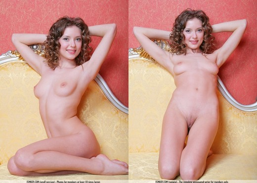 Like A Princess - Jacquette - Solo Sexy Photo Gallery