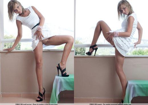 I Like It - Ramona - Femjoy - Solo Nude Pics
