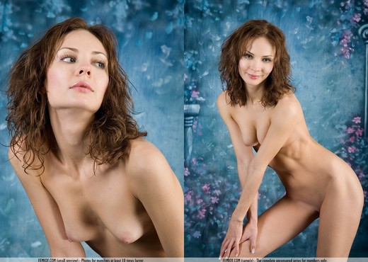 Modest - Evania - Femjoy - Solo Hot Gallery