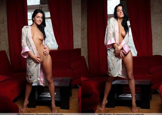 Call Me - Gudrun E. - Femjoy - Solo HD Gallery