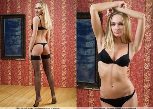 I Like You - Emma D. - Femjoy - Solo Porn Gallery