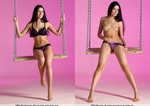 Lucky Day - Arlene - Femjoy - Solo Nude Pics