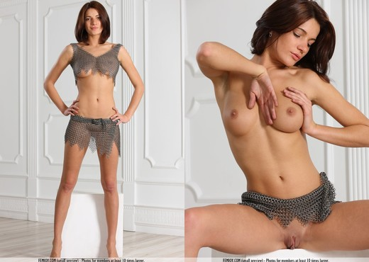 Shake Before Use - Petra G. - Solo Nude Gallery