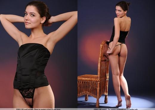 Premiere - Sabine - Femjoy - Solo Nude Pics