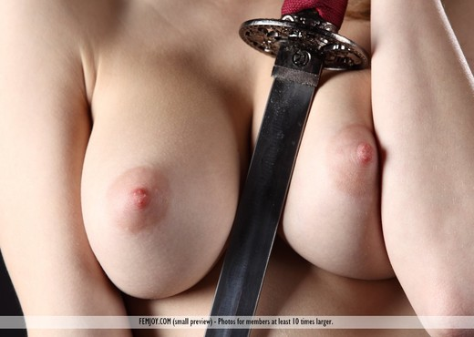 Samurai - Danica - Femjoy - Solo Nude Gallery