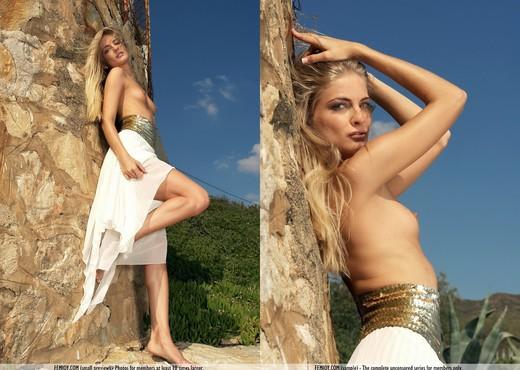 Aphrodite - Anna P. - Femjoy - Solo Sexy Photo Gallery