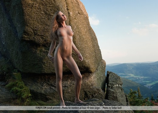 Feel My Love - Irena - Femjoy - Solo Picture Gallery