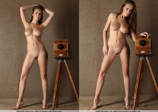 Retro - Anabelle - Femjoy - Solo Porn Gallery