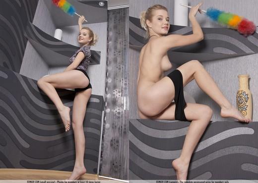 Chambermaid - Anastasiya - Solo Nude Gallery