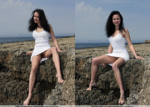Curiosity - Beata - Femjoy - Solo Image Gallery