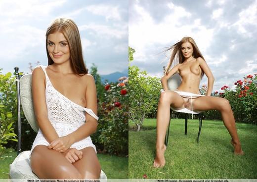 Hard To Get - Monyka - Femjoy - Solo Sexy Photo Gallery