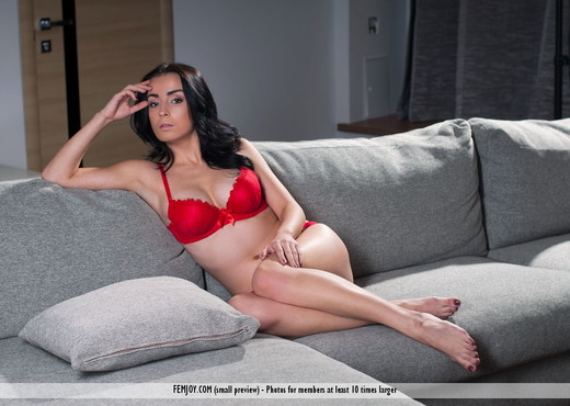 You Are Next - Emilia O. - Solo Sexy Photo Gallery