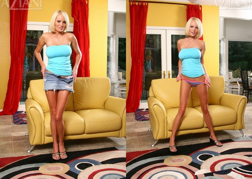 Hannah Hilton - Aziani - Solo Nude Pics