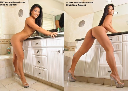 Christina Aguchi - InTheCrack - Asian HD Gallery
