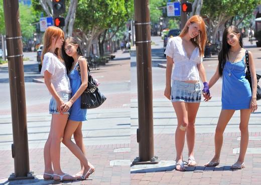Lacie & Tamara - FTV Girls - Lesbian Sexy Gallery