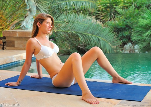 Karina - FTV Girls - Solo Nude Pics