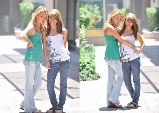 Rilee & Sara - FTV Girls - Lesbian Hot Gallery